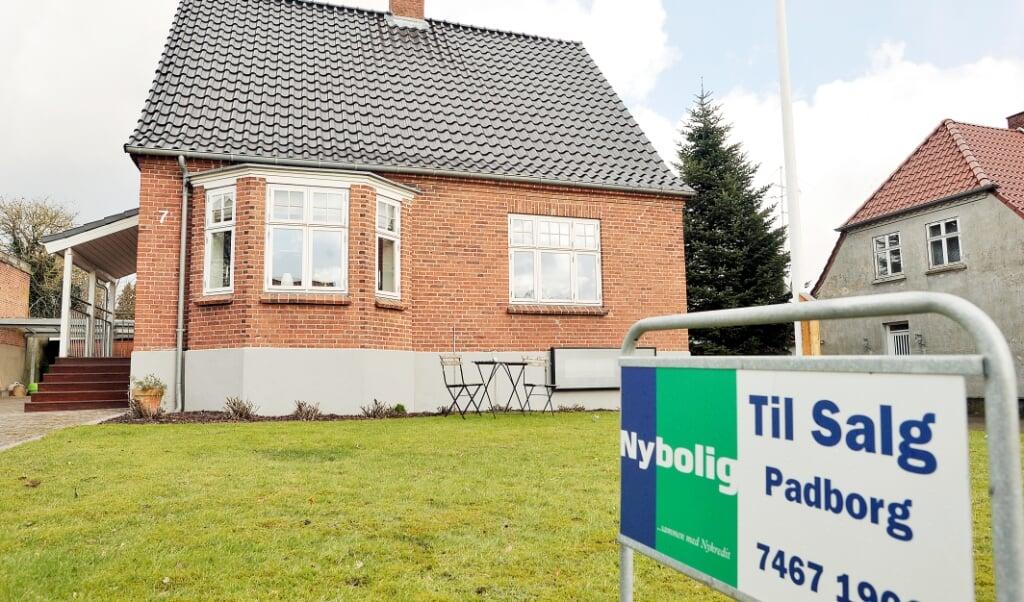 Trods coronapandemien og stigende huspriser kan flere familier i Danmark nu købe et hus end sidste år. Arkivfoto:  (Martina Metzger)