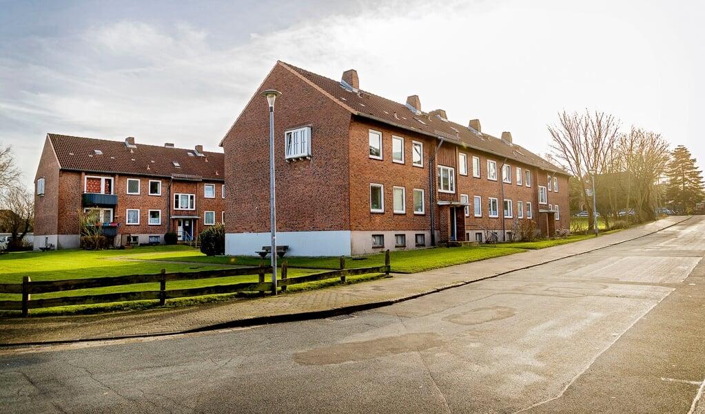 Der mangler boliger i Husum, der kan betales af folk på sociale ydelser.   (Arkivfoto: Lars Salomonsen)