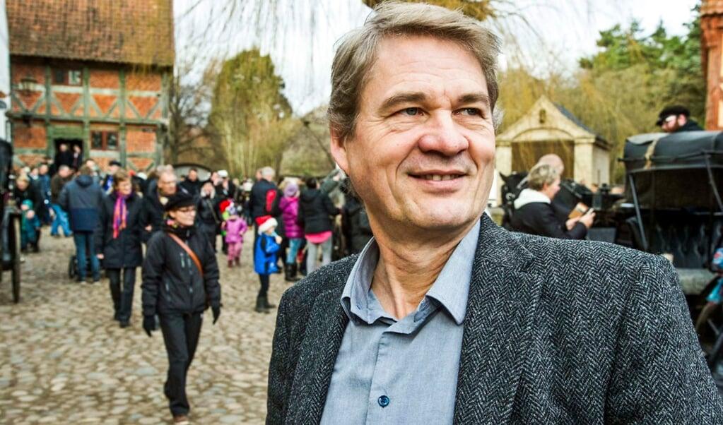 Thomas Bloch Ravn har i 25 år været museumsdirektør i Den Gamle By. Han er udannet historiker.  ( Kim Haugaard)