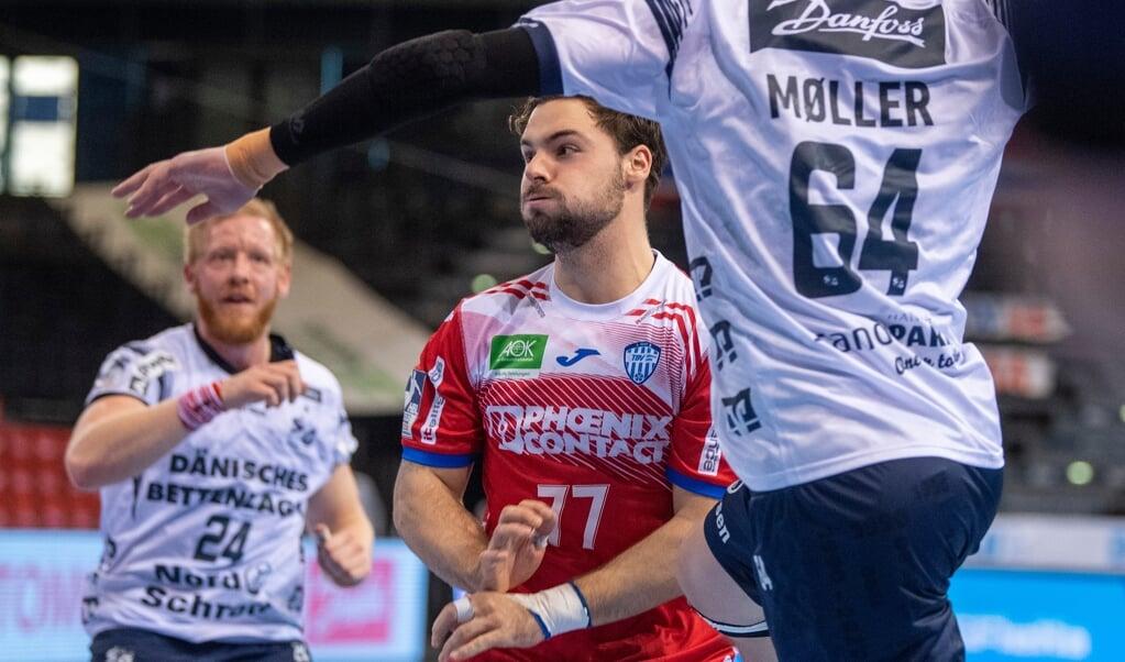 Lasse Møller er udtaget til det danske landshold.  ( Tim Riediger)
