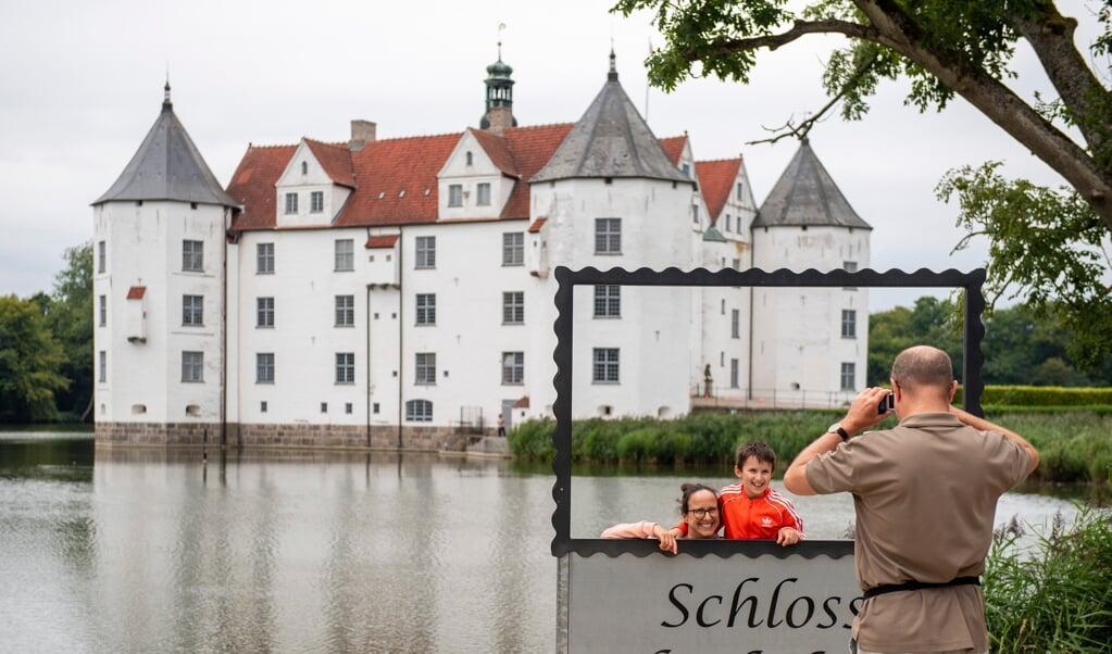 Die Stadt Glücksburg lädt ihre Bürger ein, sich aktiv an der Zukunft der Stadt zu beteiligen.  (Arkivfoto: Kira Kutscher)