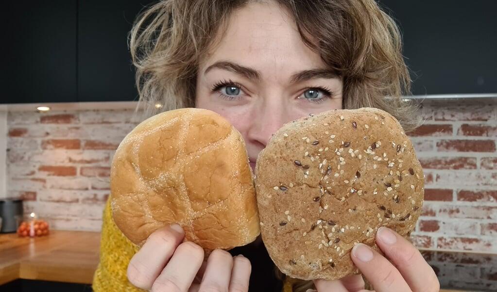 Vælg den grove variant af brød. Køb snittet grønt i poser - og gør det hele lidt lettere for dig selv.  ( Camilla Pi Kirkegaard)