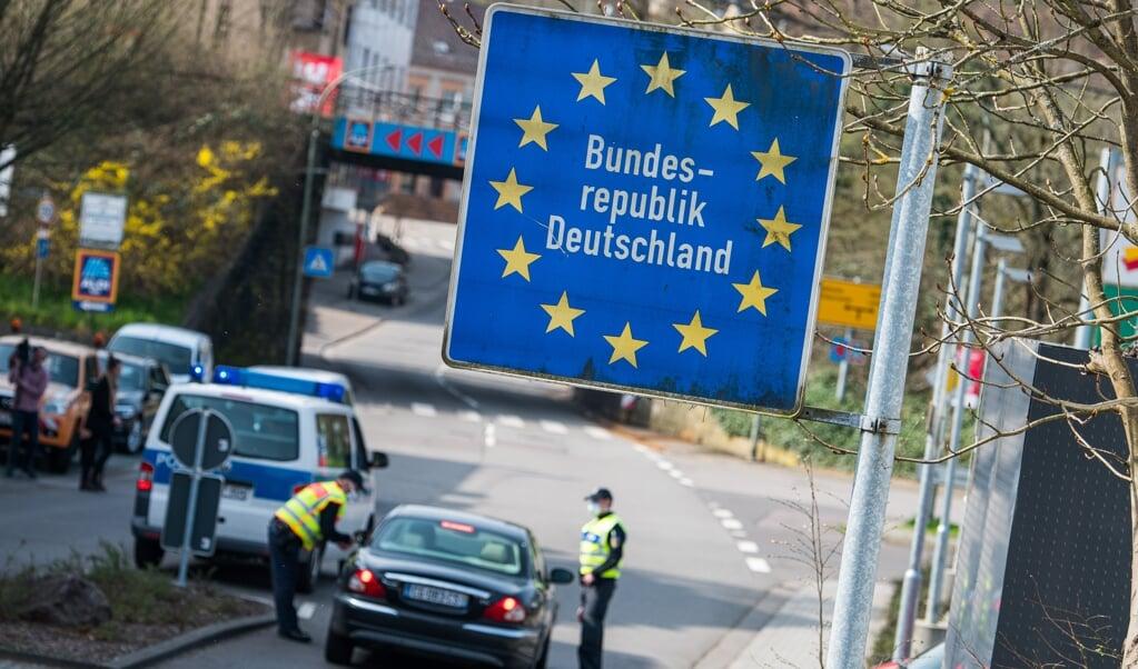 De nuværende stikprøver ved grænserne er utilstrækkelige, påpeger flere regeringschefer.    (Oliver Dietze/dpa)