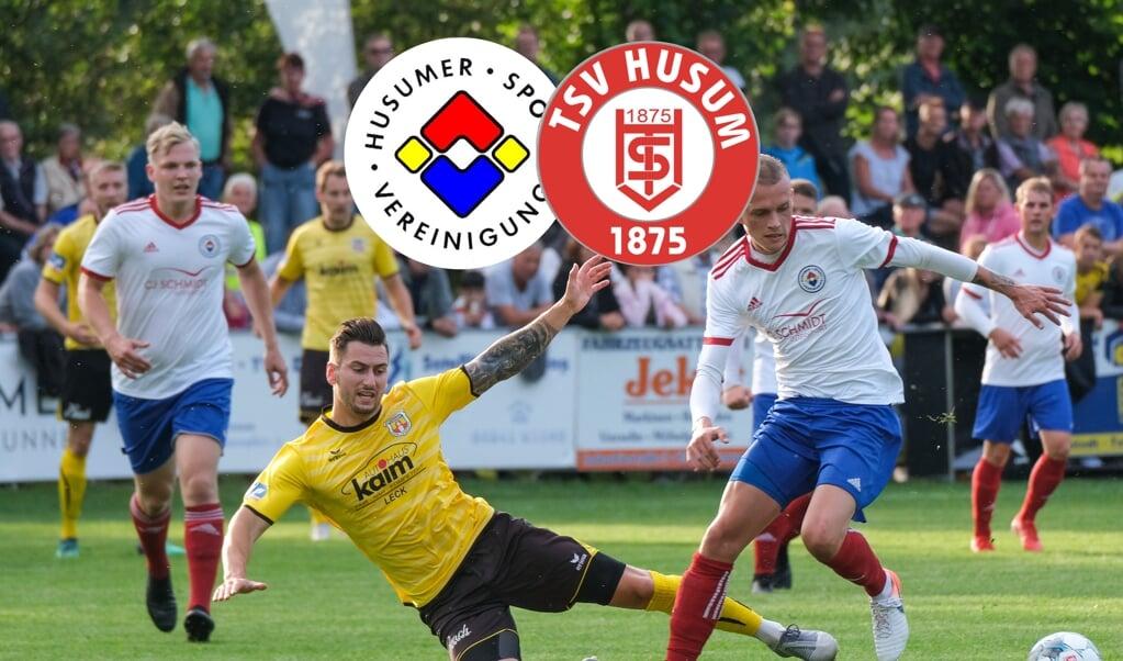 Die Husumer SV und der TSV Husum 1875 wollen zum größten Sportverein in Nordfriesland fusionieren, wenn es nach den Vorständen geht.  (Archivfoto)