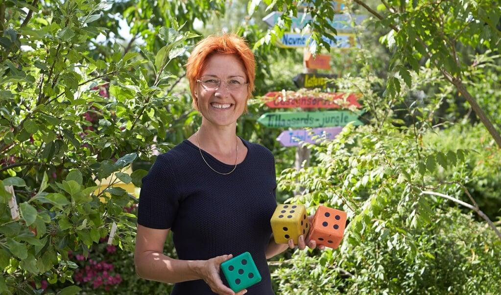 Pernille Brinch, indehaver at Time2learn, arbejder med at give børn motivationen tilbage.  ( Skoleforeningen)