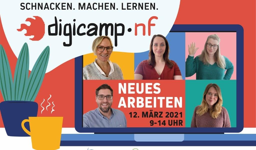 Emner som hjemmearbejde og fleksible arbejdstider står i fokus, når den næste digitale carcamp afvikles.   ( WFG NF)
