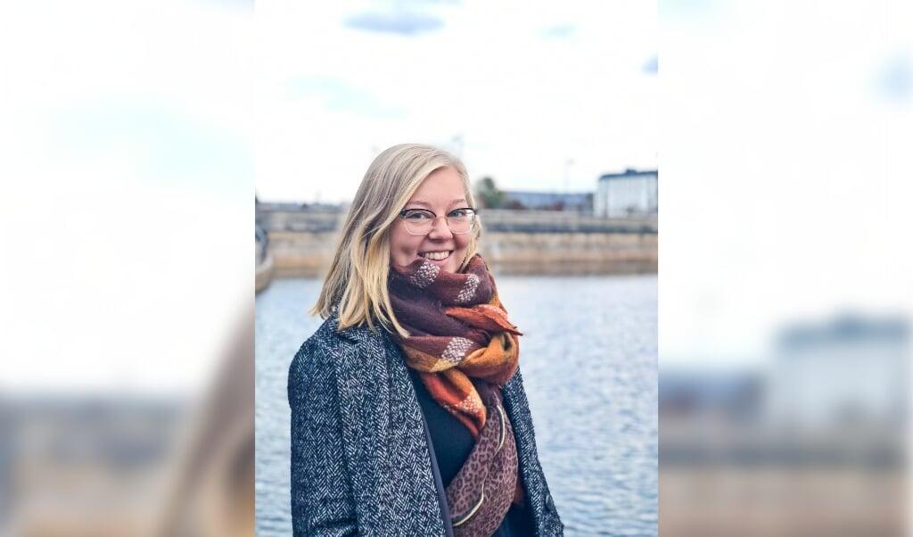 Dansk-tyske Lena Kurse stammer fra Bad Bramstedt i Holsten. Hendes mor er fra Nordjylland og hendes far fra Slesvig-Holsten.  (Privatfoto)