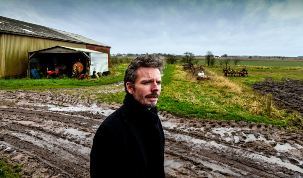 Frelle Petersens næste film »Resten af livet« begynder efter planen optagelserne i Tønder i slutningen af februar.  ( Hans Christian Gabelgaard)