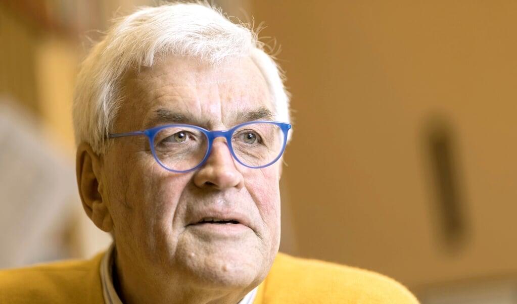 Den 1. marts fylder et af Sydslesvigs kendte ansigter 70 år. »Et stort beløb«, synes Bernd Engelbrecht selv.  ( Lars Salomonsen)
