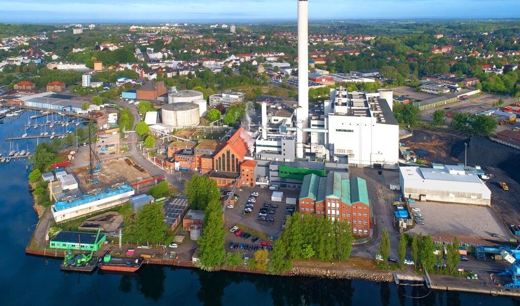 Die Stadtwerke Flensburg sollen bis 2035 fossilfrei Energie produzieren.  ( Stadtwerke)