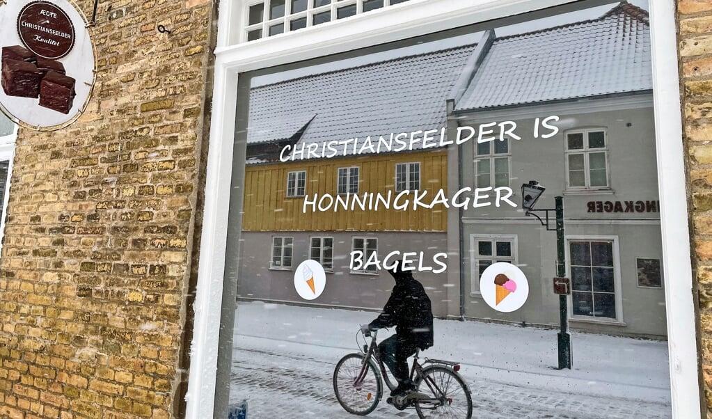 Christiansfeld er berømt for sine honningkager.   ( Hans Christian Davidsen)