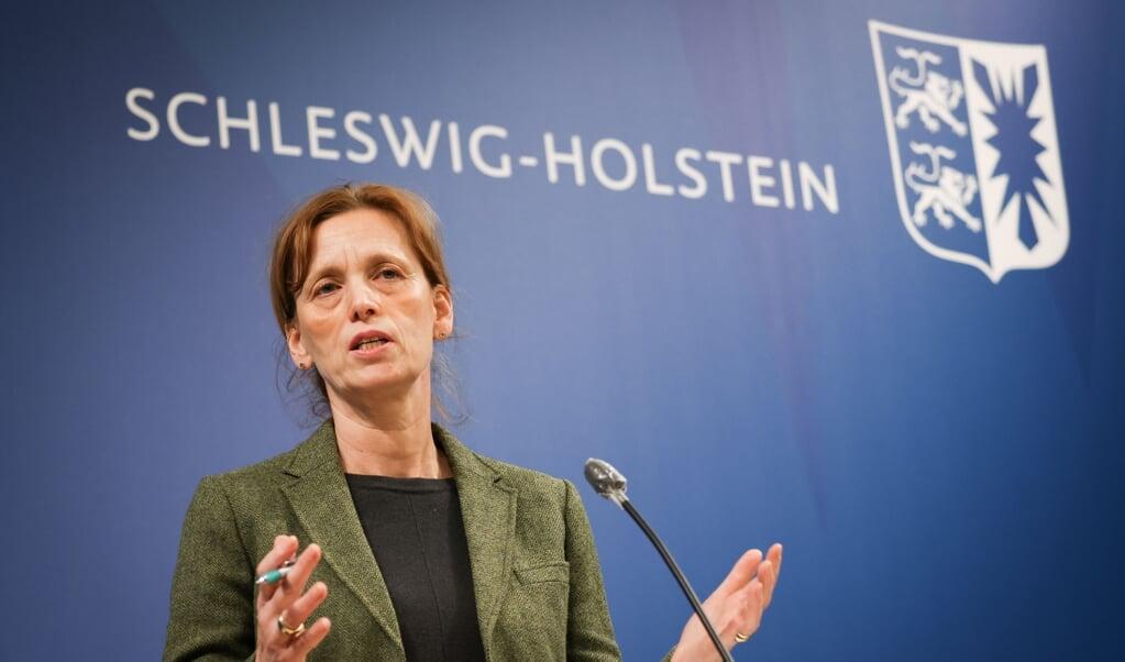 Karin Prien (CDU), Bildungsministerin von Schleswig-Holstein.  (dpa)