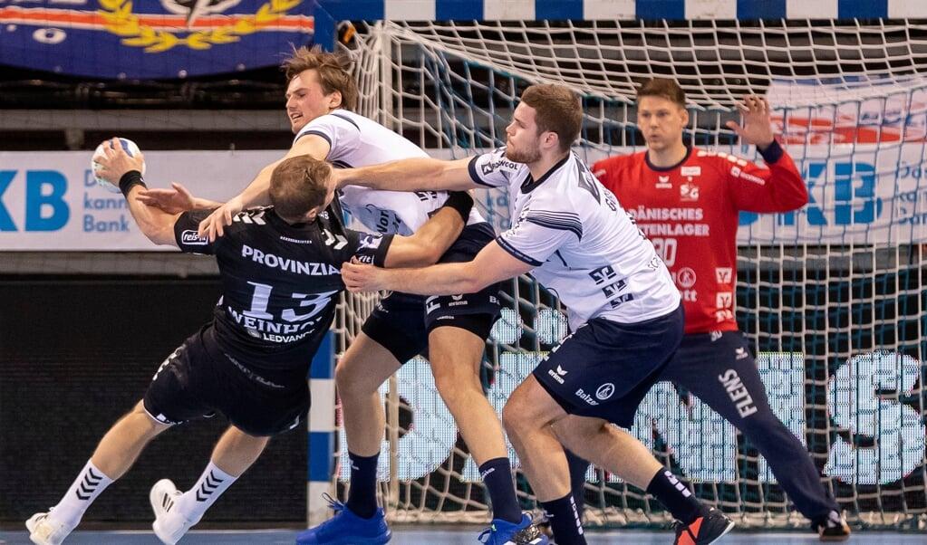 Doppelter Einsatz für die SG gegen Zagreb in der nächsten Woche.  ( Lars Salomonsen)