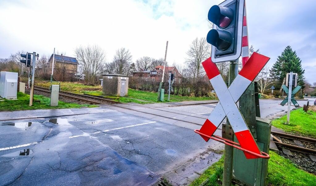 Bekommt Mohrkirch vielleicht einen Haltepunkt für die Bahn? Laut einem Gutachten der DB wäre es sinnvoll, die Bahnstrecke zwischen Flensburg und Süderbrarup aufzuwerten. Archivfoto:     (Sebastian Iwersen)