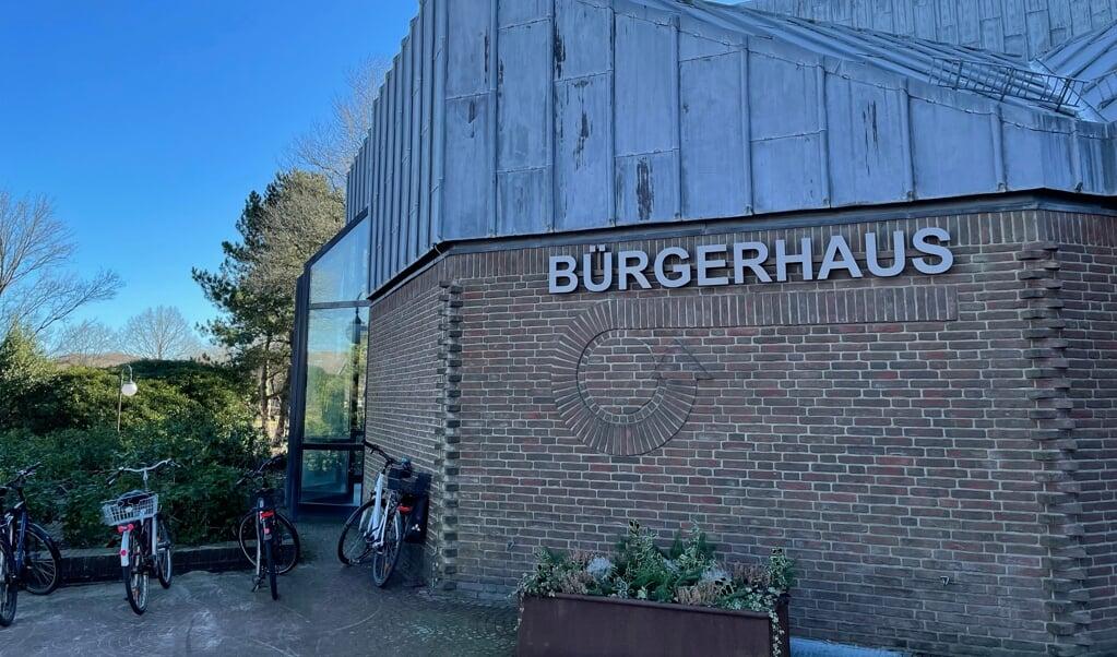 I Harreslev mødes kommunerådets medlemmer de næste uger ikke mere på rådhuset, men digitalt.  ( Iris Uellendahl)