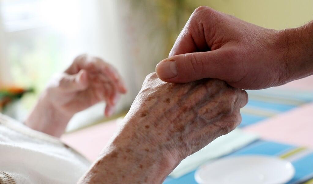 Das DRK-Pflegeheim in Glücksburg hat einen erneuten Corona-Ausbruch. Vier Bewohner haben sich infiziert.  ( dpa)