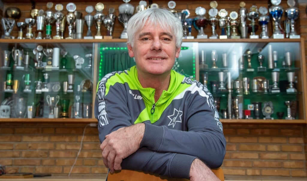61-årige Ronald Weigelt har allerede været formand for IF Stjernen i 25 år. Nu tager han en tørn mere.  ( Tim Riediger)