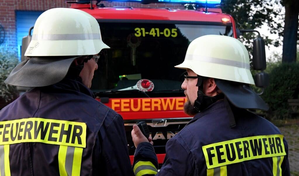 Die Diskussionen um die Corona-Schutzimpfungen von ehrenamtlichen Feuerwehrleuten reißt nicht ab. Die Politik in Kiel zeigt sich bei der Vorgehensweise nicht einig. Archivfoto:  (Carsten Rehder)