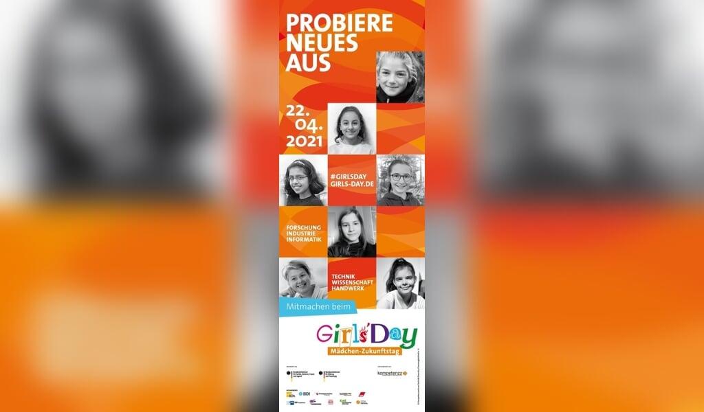 Illustration fra girls-day.de