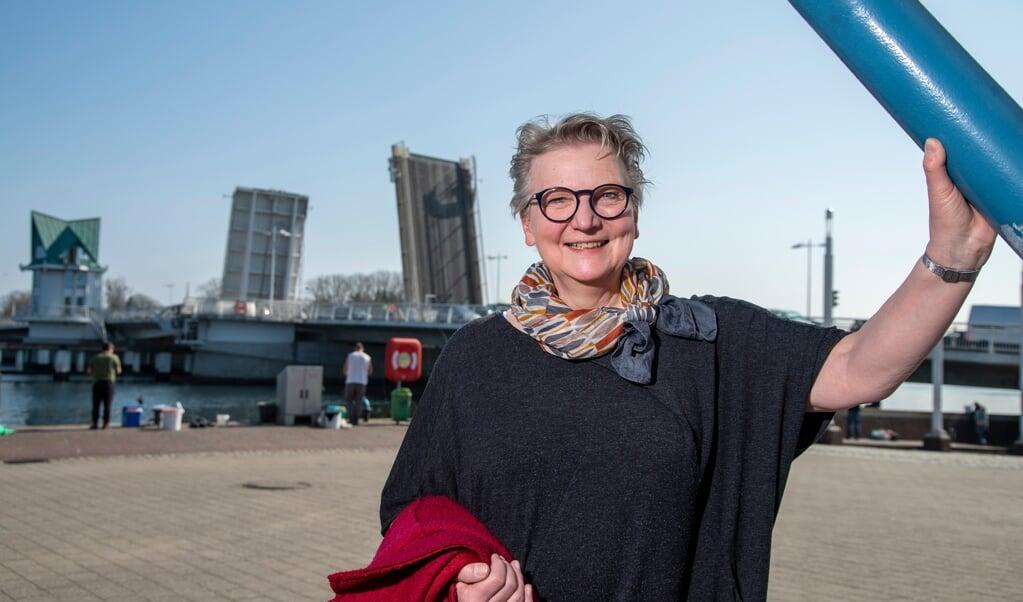 Gunver Birgitte Nielsen, præst i Kappel.  ( Tim Riediger)