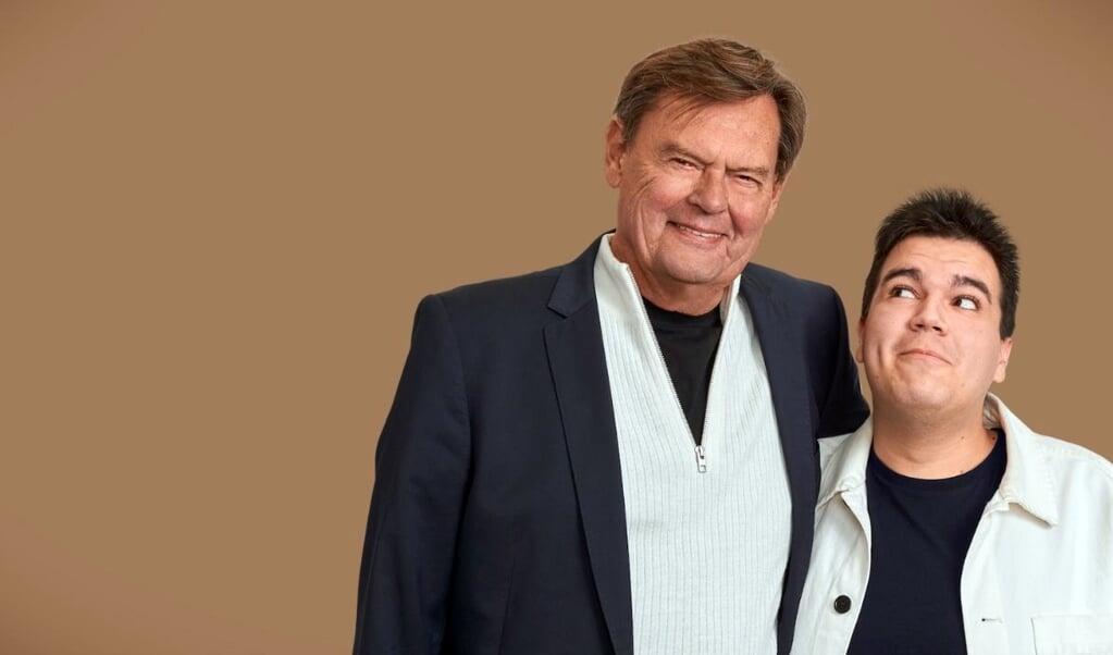 Ulf Pilgaard og Lukas Birch.   (Mathias Rasmussen)