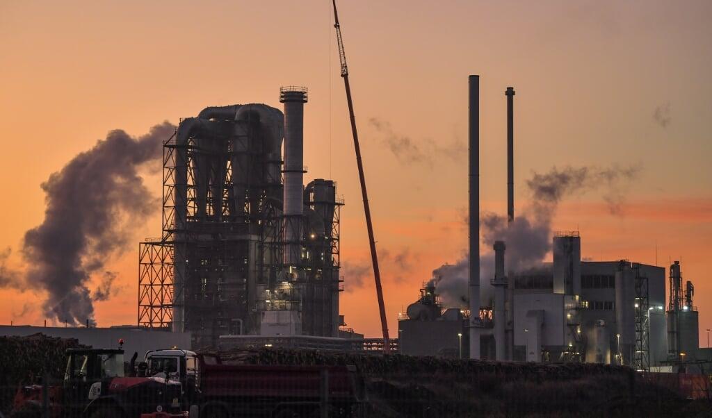 Mere ambitiøse mål skal sikre, at Tyskland reducerer emissionenerne af skadelige drivhusgasser frem 2045, hvor de vil være neutrale.   ( Patrick Pleul/dpa-Zentralbild/dpa)
