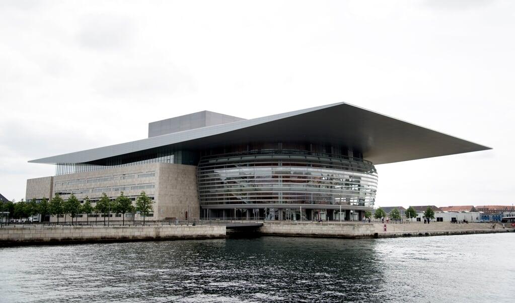 Operahuset i København.    (PR)