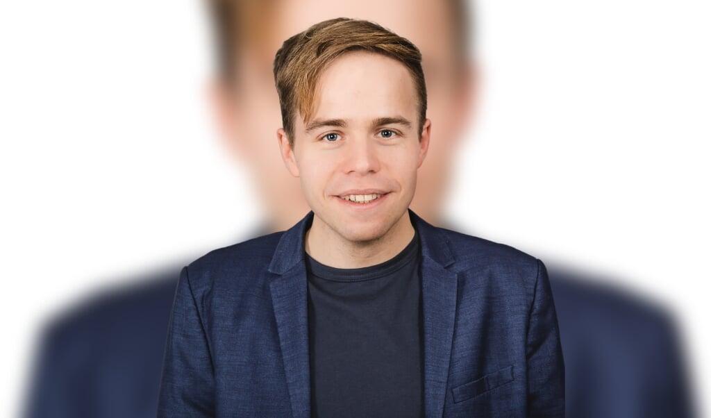 Rasmus Andresen, Die Grünen.    (Die Grünen)
