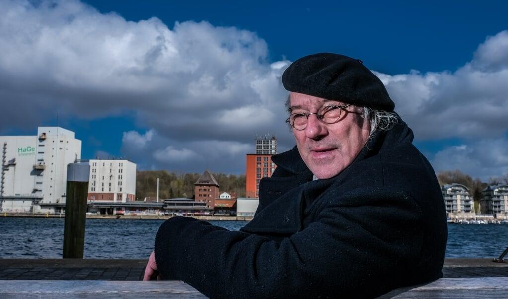 Andreas Zech har valgt at forlade den grønne byrådsgruppe og fungerer fremover som løsgænger.   (Sebastian Iwersen)