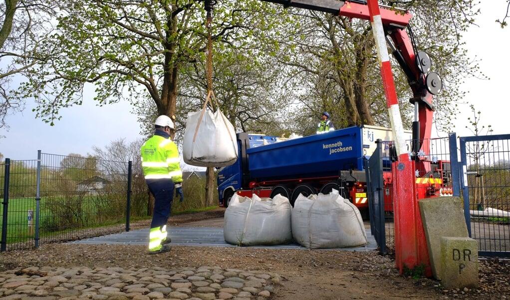 Væk med spærringerne: Først den 30. april blev det fra dansk side besluttet at fjerne de spærringer, der på grund af pandemien var blevet opsat ved de mindre grænseovergange.  Karsten Sørnsen  (Karsten S?rensen                                                                                                                                                                                                                                                               )