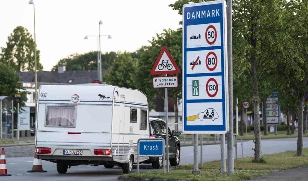 Folketingets partier indledte for et par måneder siden forhandlinger om at lempe indrejserestriktionerne ved grænsen. De er nu på vej.   ( Claus Fisker/Ritzau Scanpix)