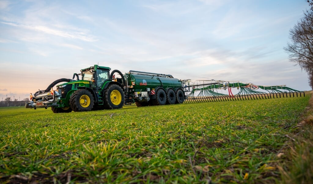 SSW og SPD vil have reduceret gødningsmængden på de 89 hektar i Flensborg. Arkivfoto:  (Philipp Schulze, dpa)