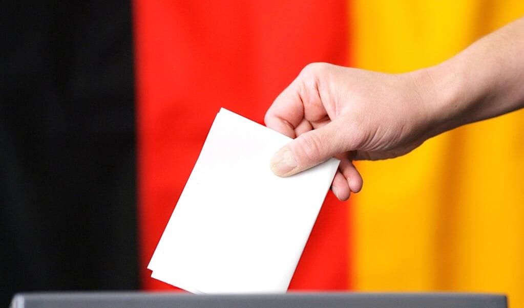 Mindretalssekretariatet i Berlin har undersøgt, hvor meget mindretalspolitiske emner fylder i nogle af partiernes foreløbige valgprogrammer til det kommende forbundsdagsvalg.    (Jens Wolf/dpa)