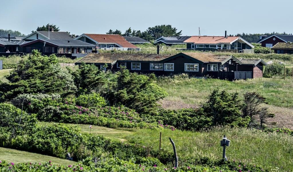 Tyskere udgør den største kundegruppe hos de danske sommerhusudlejere. Nu frygter udlejernes brancheorganisation, at reglerne for indrejse til Danmark får mange tyskere til at fravælge Danmark som feriemål. (Arkivfoto).  (Henning Bagger/Ritzau Scanpix)