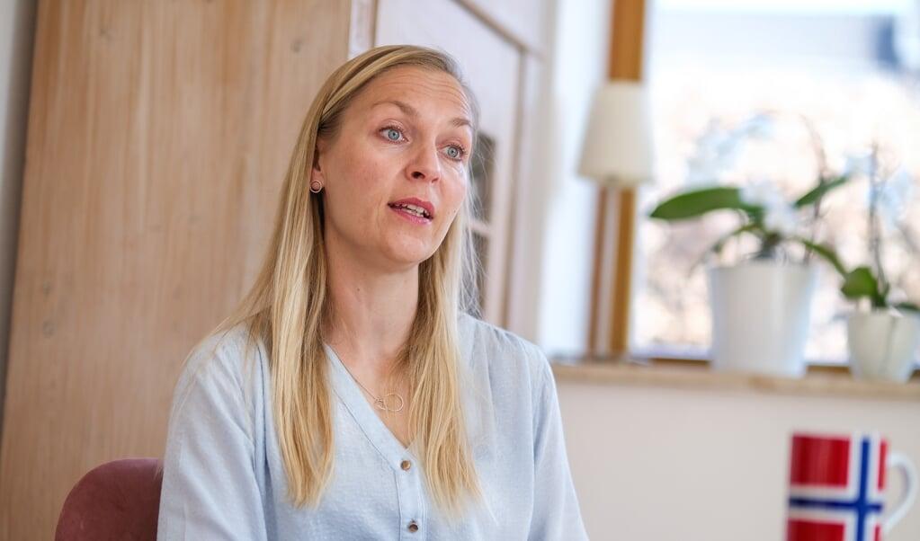 - Jeg hele tiden har tænkt, at »lige om lidt« er det nok slut, siger Frøya Gildberg i et tilbageblik på året, der gik.   ( Sven Geißler)