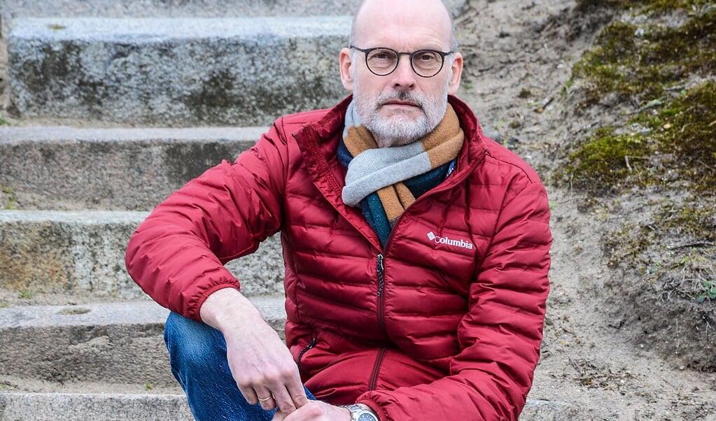 Forfatteren Karsten Skov.   (Hans Christian Davidsen)