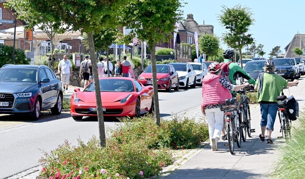 Am 1. Mai fährt auch Sylt als Teil der Modellregion Nordfriesland den Tourismus langsam und mit strengen Auflagen wieder hoch.   (dpa)