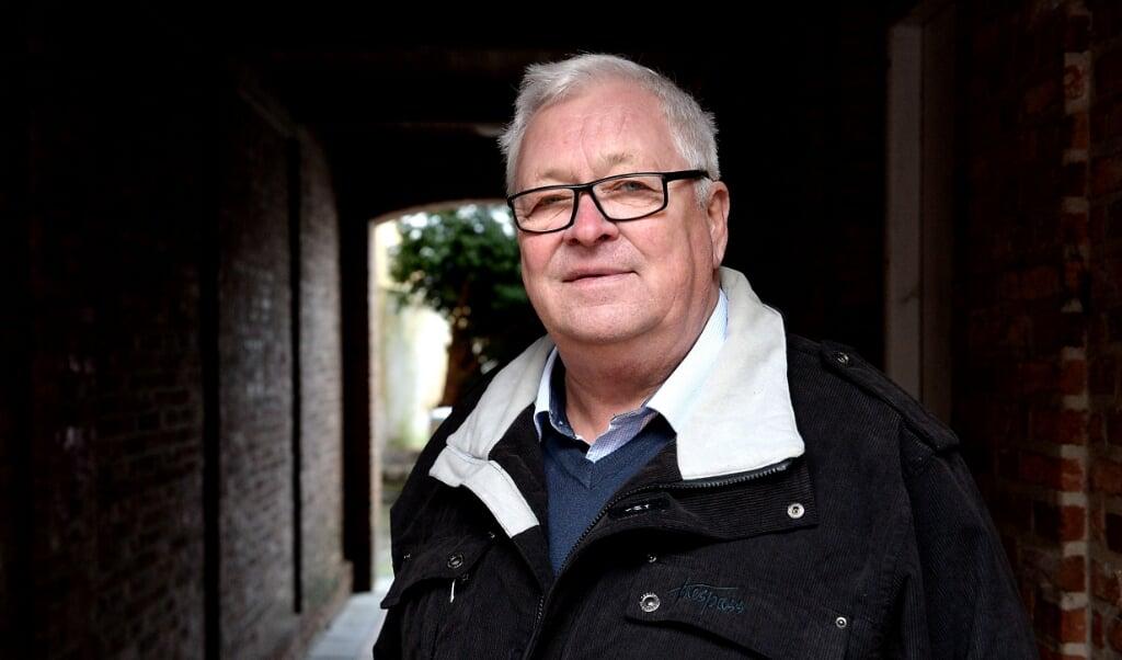 Harry Sørensen fra De Konservative mente ikke, at man skulle nedlægge et forbud mod hus-planerne på Gl. Færgevej. Arkivfoto:   (André Thorup, JydskeVestkysten)