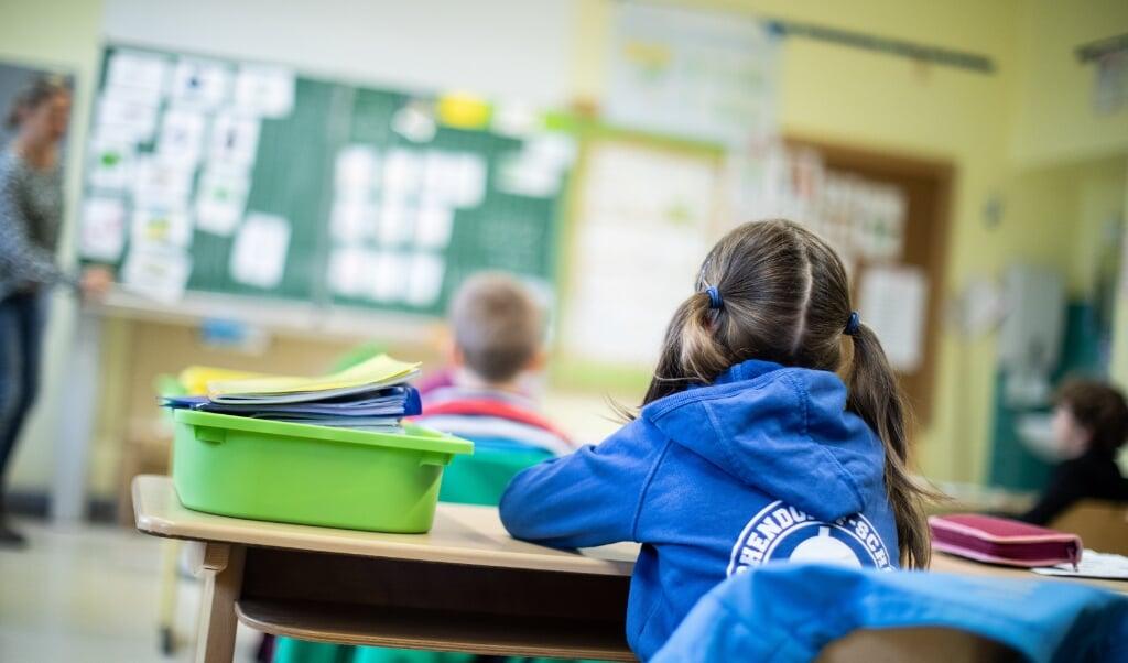 Tysklands lærersammeslutning regner med, at alle elever kan vende tilbage i skole efter sommerferien.   ( Marcel Kusch/dpa)