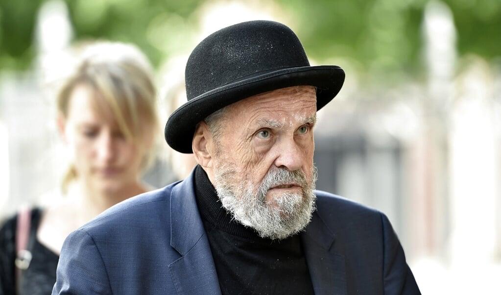 Johannes Møllehave er kendt som præst, forfatter, digter, debattør, foredragsholder og provokatør. (Arkivfoto)  (Jens Nørgaard Larsen/Ritzau Scanpix)