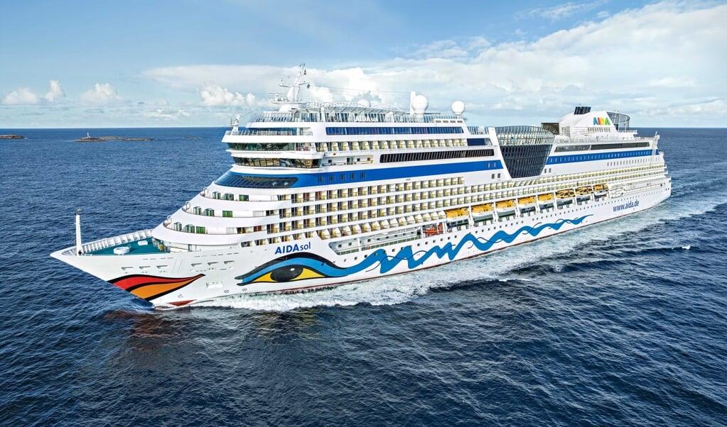 Die AIDAsol startet am 16. Oktober zur ersten großen Karibikreise.   (AIDA)