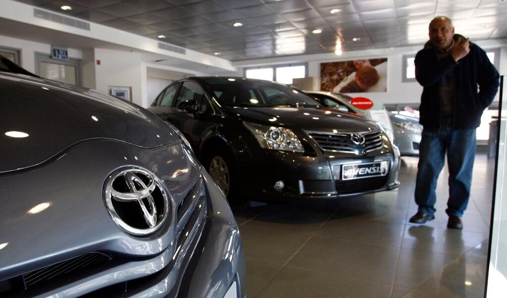 Stadigt flere kunder ser grønnere biler som et naturligt valg.  (Modelfoto: picture alliance/Reuters)