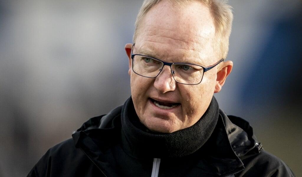Glen Riddersholm må undvære fem spillere i søndagens kamp mod Vejle i Superligaen. (Arkivfoto)  (Mads Claus Rasmussen/Ritzau Scanpix)