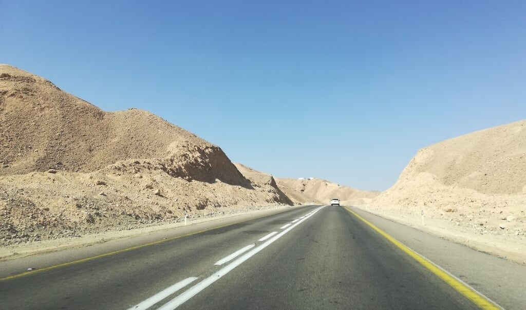 Mellemøsten er samensat. Der er ørken, der er moderne industrisamfund, der er de skønneste strande og der er mange ulykkelige skæbner, fordi de fleste familier har oplevet personlige tab i de krige, der pågår.    ( Privat)