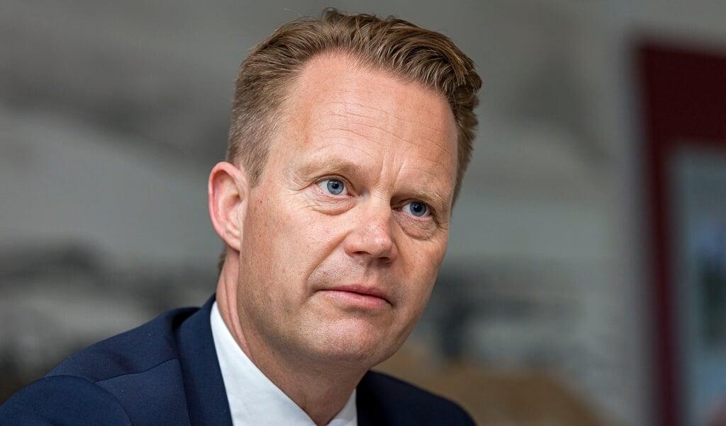 Danmarks udenrigsminister Jeppe Kofod bekræfter på Twitter, at yderligere 15 personer fra danske lister er evakueret fra Afghanistan.  (Arkivfoto: Lars Salomonsen)