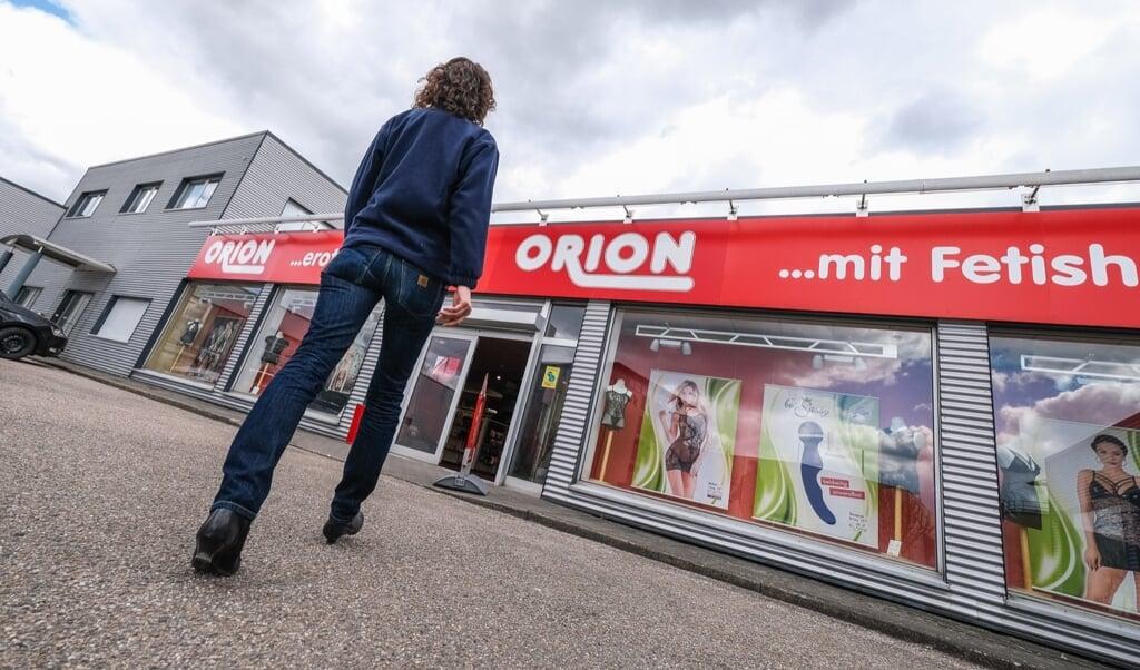 Forbrugerne handler mere på nettet. Også virksomheden Orion i Flensborg har set en stor stigning i omsætningen.  ( Orion)