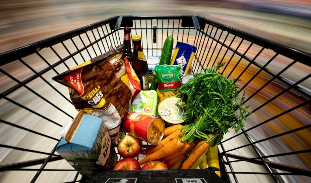 Forbrugerpriserne steg i april med to procent sammenlignet med samme måned sidste år.   (Fabian Sommer/dpa)