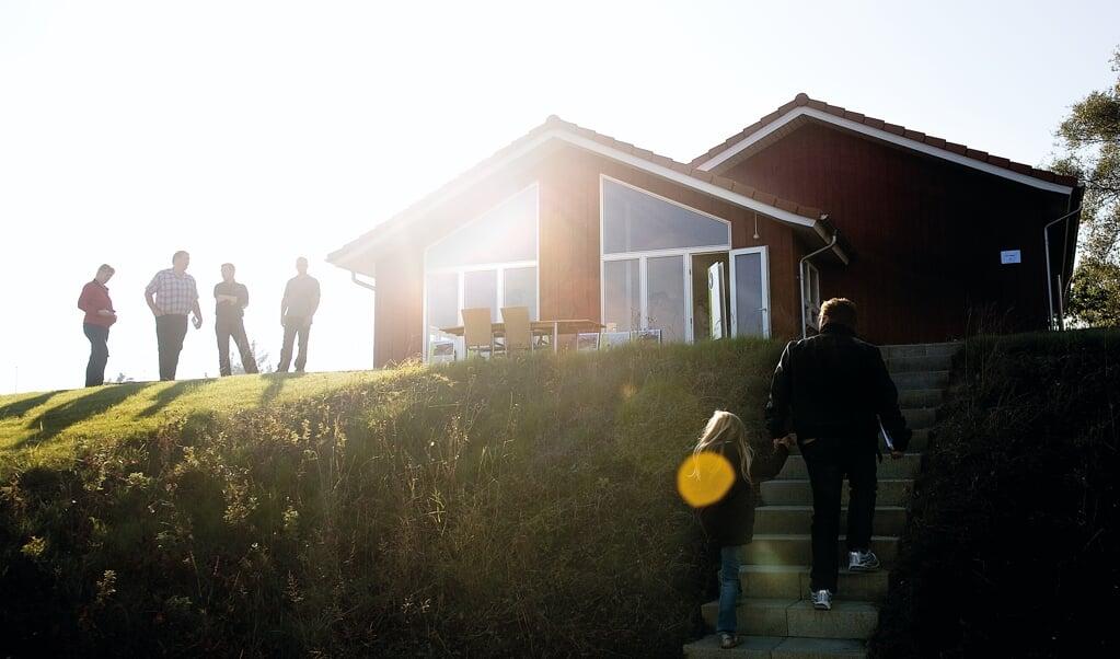 Der er rift om sommerhusene i Sønderborg Kommune. Arkivfoto:  (Timo Battefeld, JydskeVestkysten)