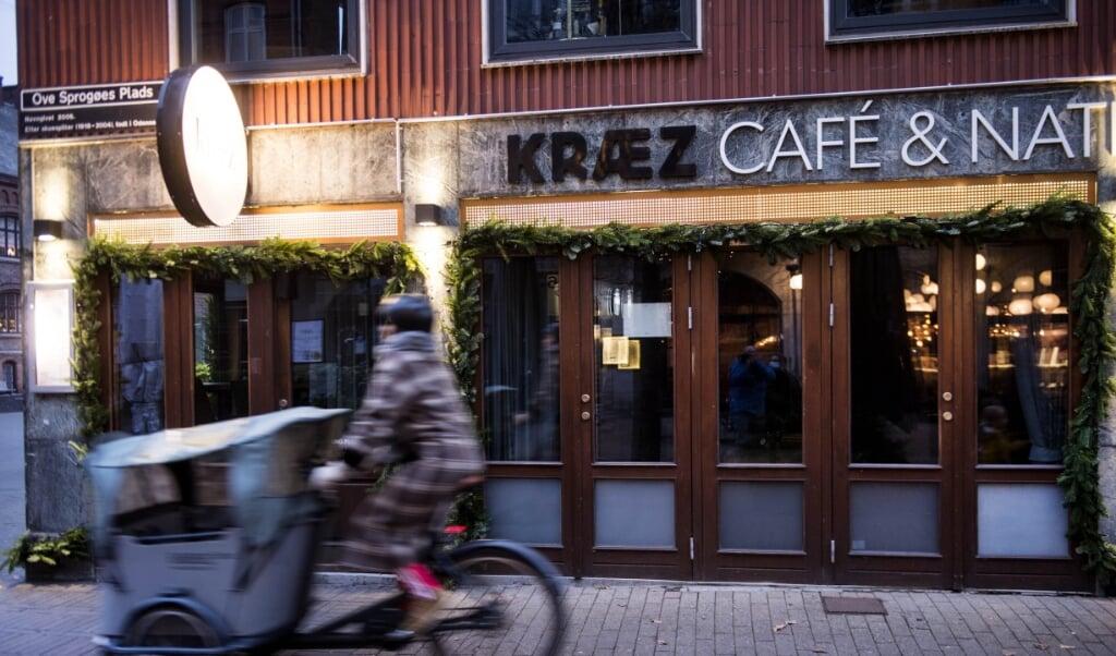 Lukkede caféer og restauranter har været med til at trække Danmarks økonomi ned i årets første tre måneder. (Arkivfoto)  (Tim Kildeborg Jensen/Ritzau Scanpix)