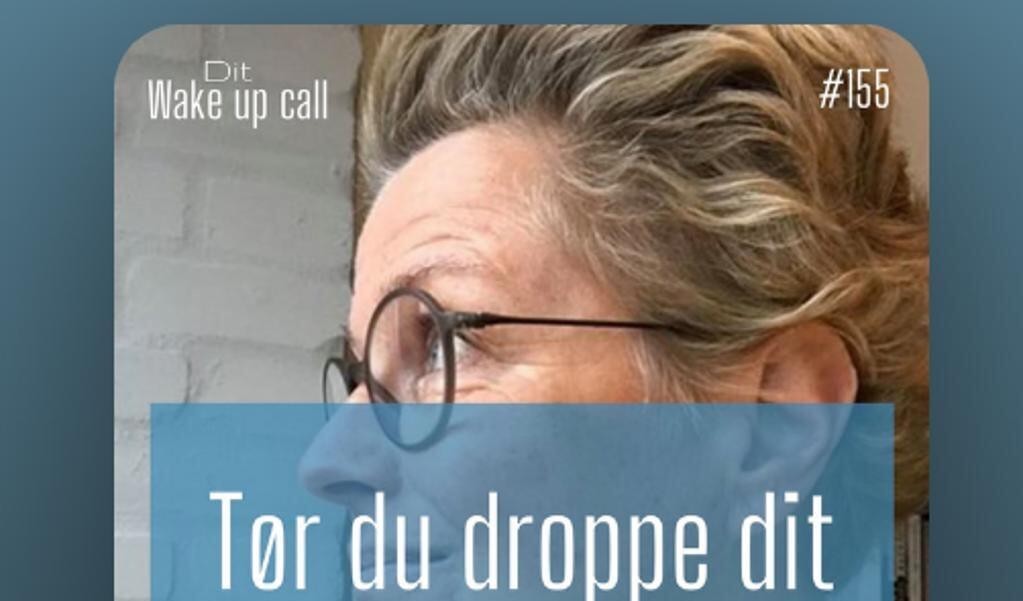 Henriette Beier, sundhedscoach med en bred terapeutisk baggrund, er stemmen bag ugens Wake Up Call.  ( Henriette Beier)